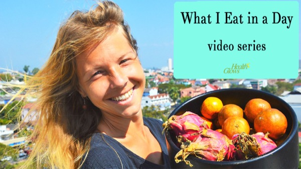 What I Eat In A Day – series