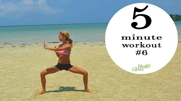 5 Minute Fitness – Koh Phangan, Thailand