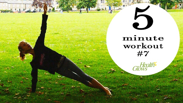 5 Minute Fitness – Cambridge, England
