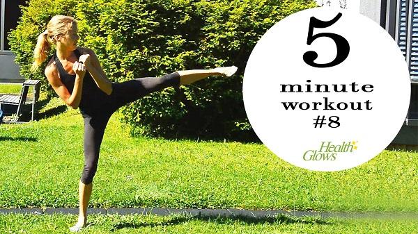 5 Minute Fitness – Zurich, Switzerland