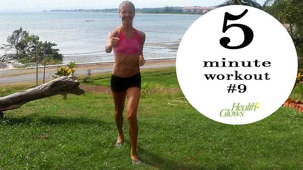 5 Minute Fitness – Kudat, Borneo, Malaysia
