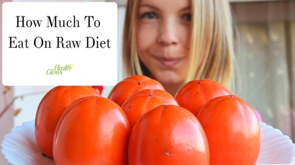 How Much to Eat on a Raw Diet