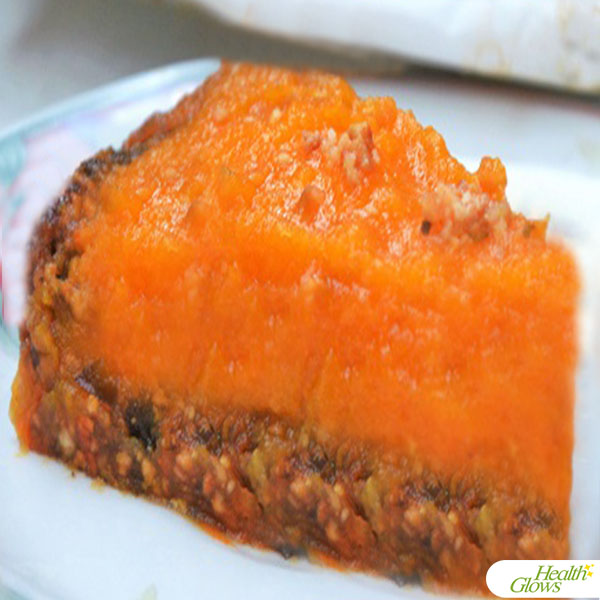 Raw Vegan Butternut Squash Pie