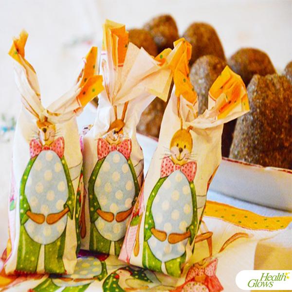 Raw Vegan Easter Surprise Eggs