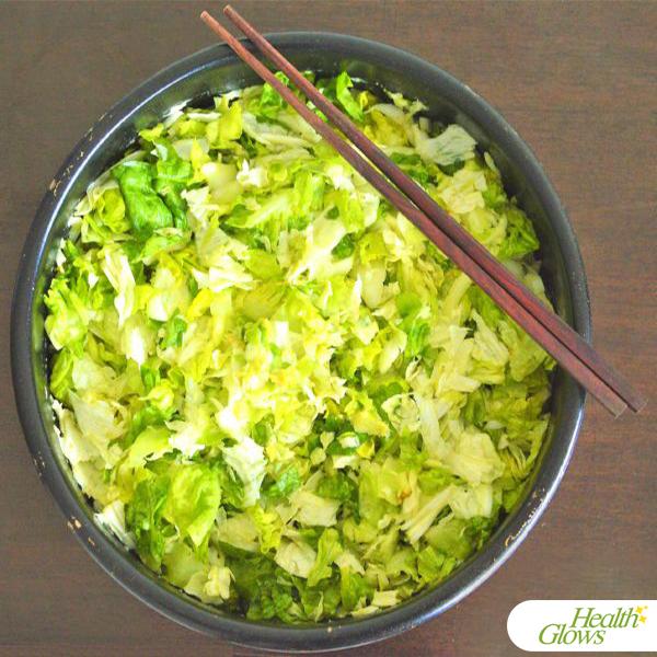 Simple & Delicious Salad